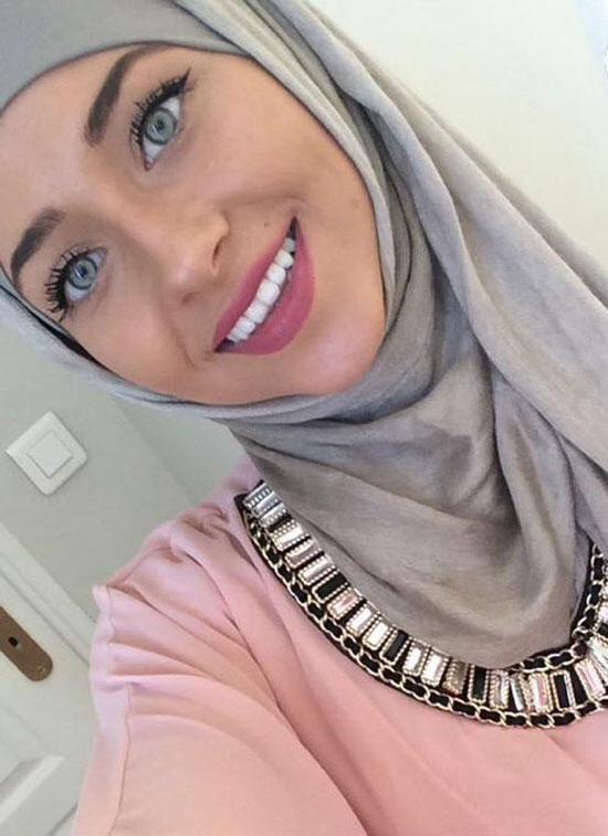 belle femme du monde sans maquillage arabe