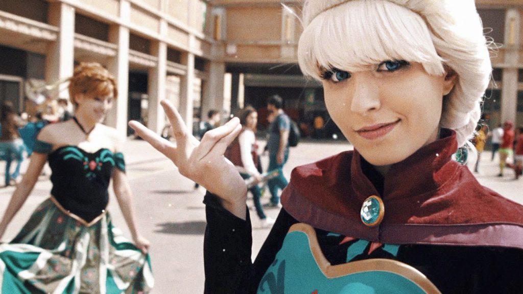 cosplay salon del manga barcelona 2015