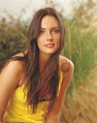 femme belle naturel