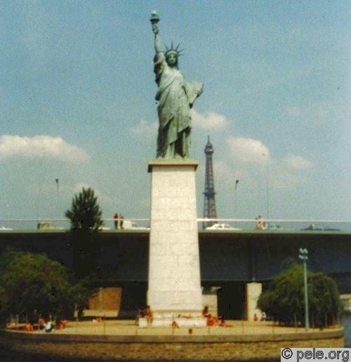 france statue de la liberté