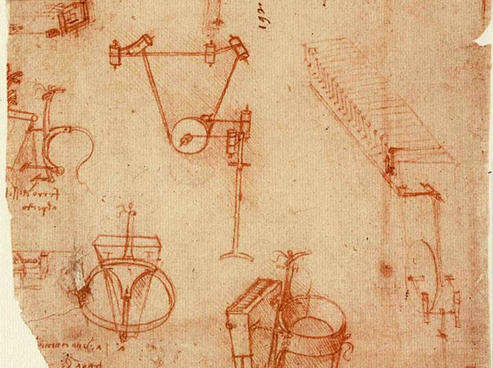 léonard de vinci peintre florentin