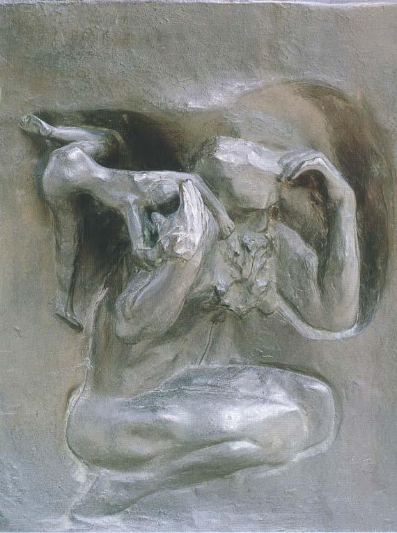 auguste rodin autoportrait