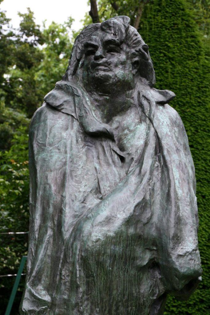 auguste rodin balzac sculpture