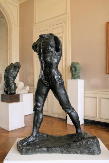 auguste rodin bronze age
