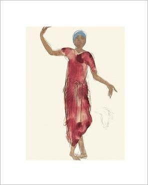 auguste rodin danseuse cambodgienne