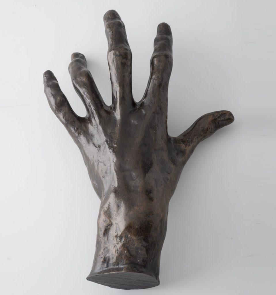 auguste rodin les mains
