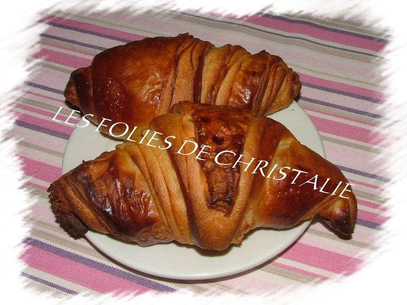 croissant au thermomix