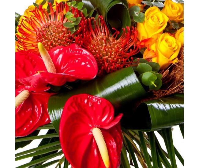 fleurs a offrir