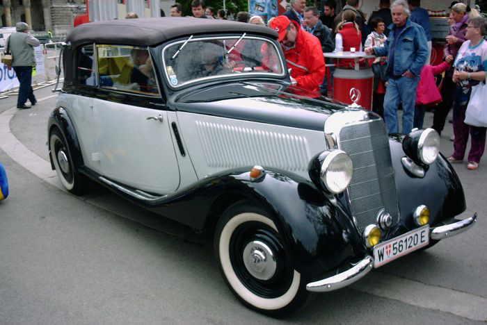 mercedes 170v cabriolet b