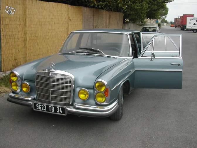 mercedes cabriolet 1960