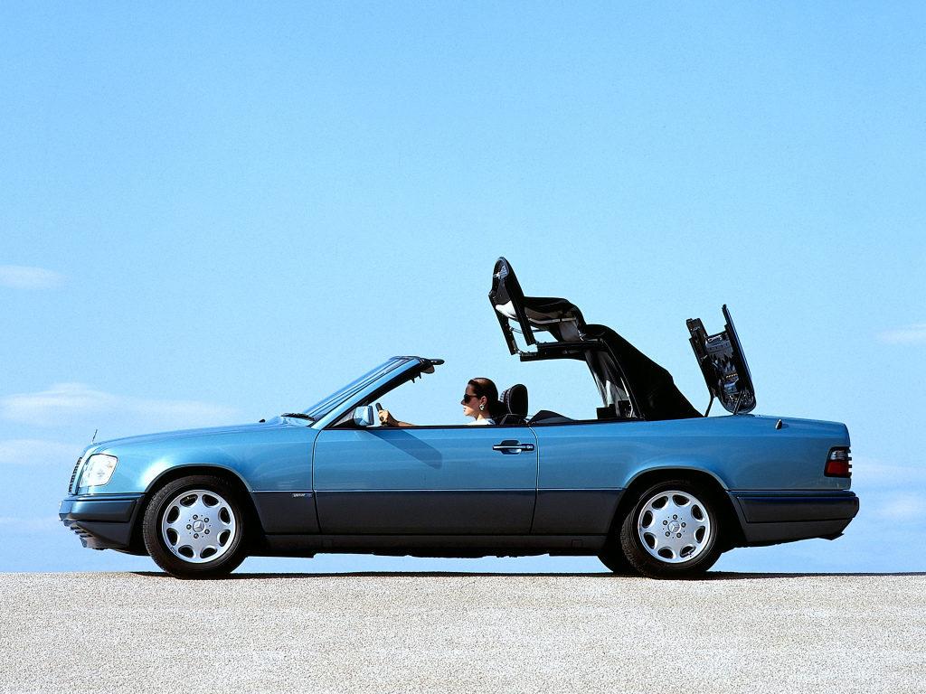 mercedes e 220 cabriolet w124
