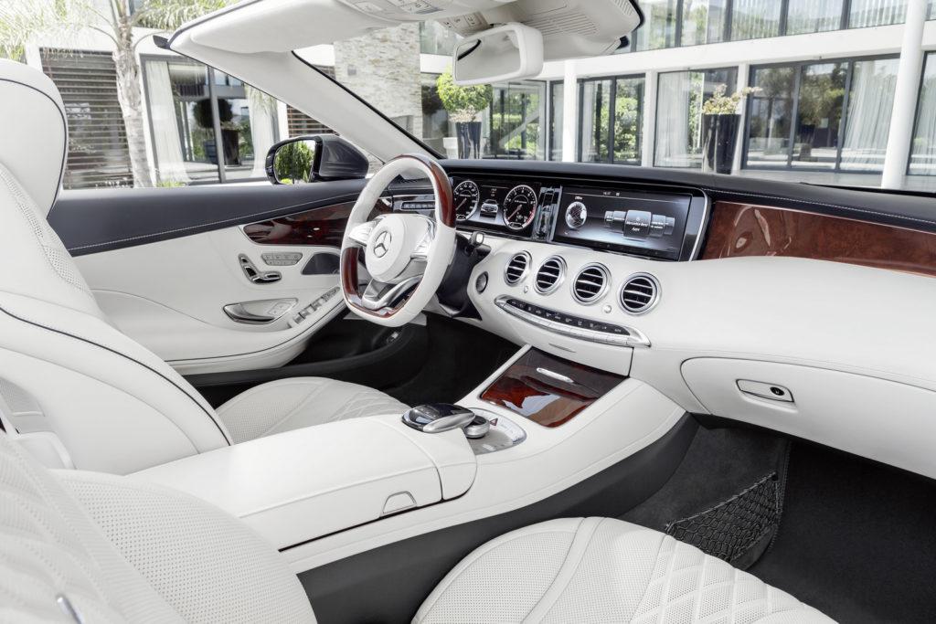 mercedes e cabriolet 2017
