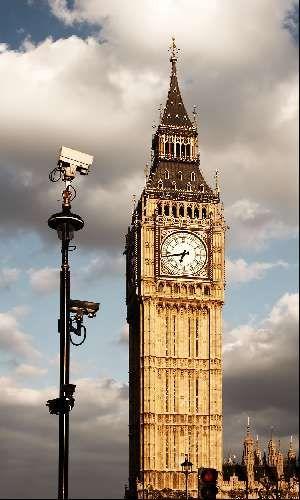 monument anglais expose
