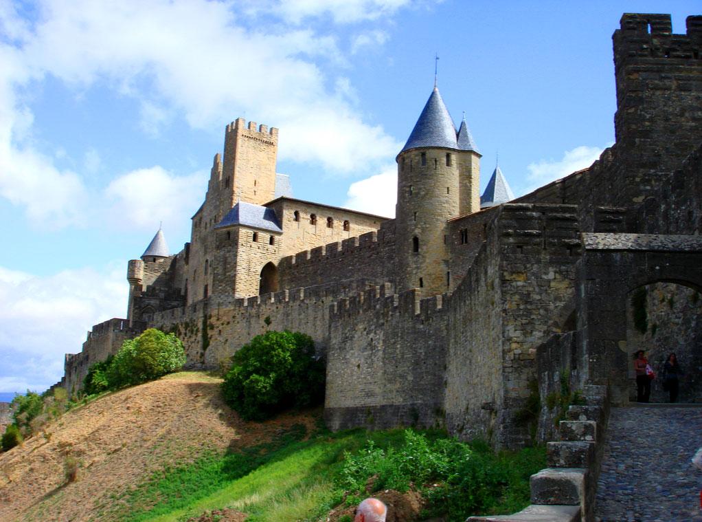 monument de france carcassonne
