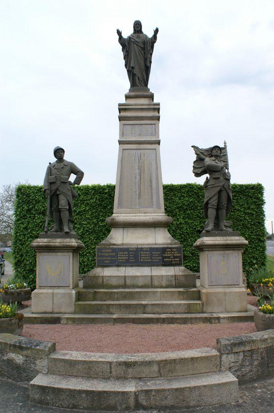 monument de guerre france