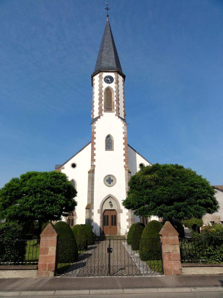 monument historique batiment de france