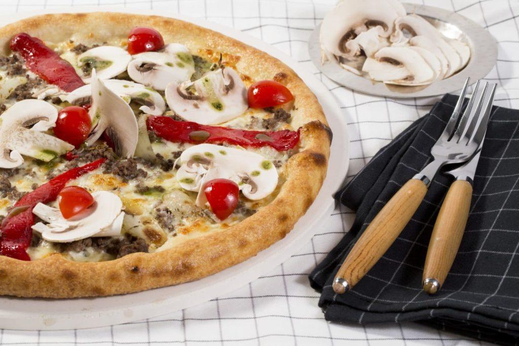 mozzart pizza
