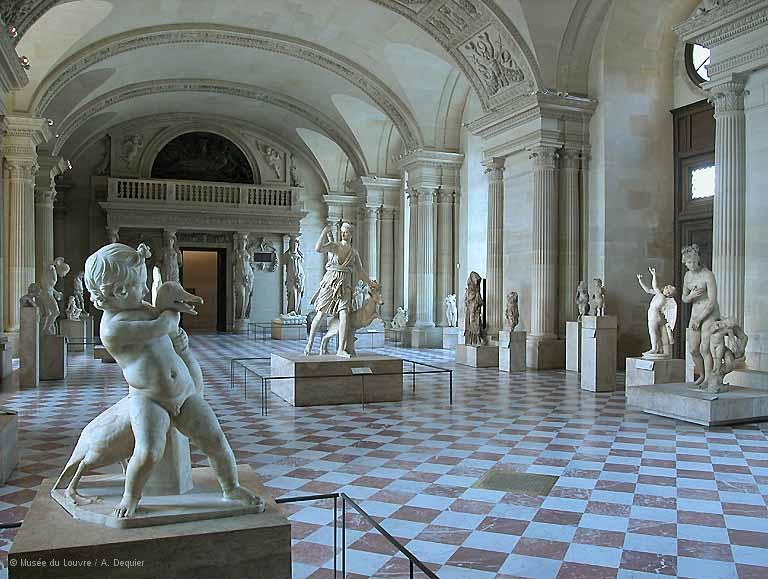 musée paris boutique
