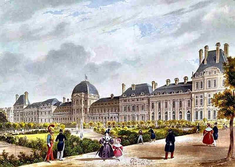 musée paris histoire de france