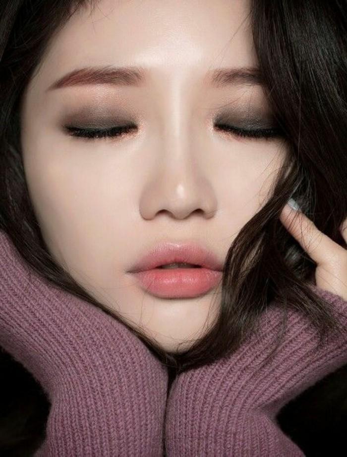 photo femme belle sans maquillage