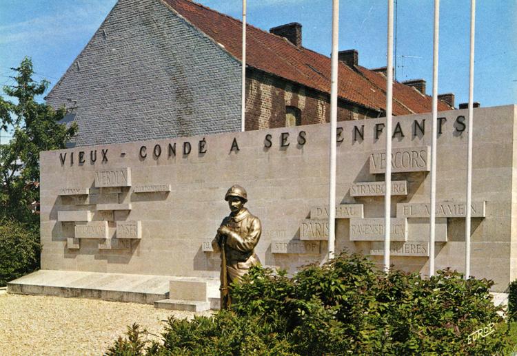 statue belgrade france