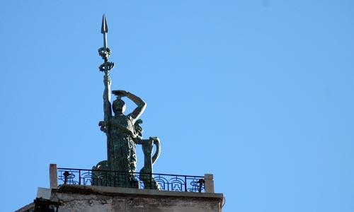 statue de france briançon