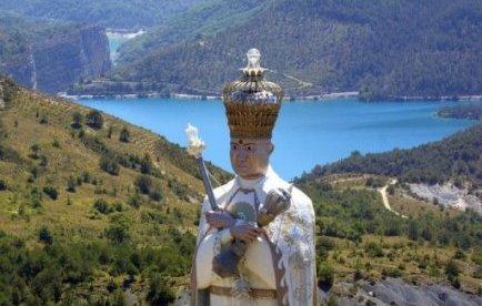 statue secte france