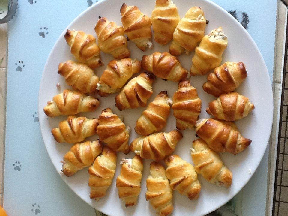 croissant boursin