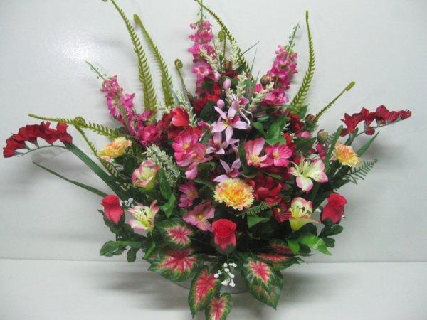 fleurs artificielles ikea