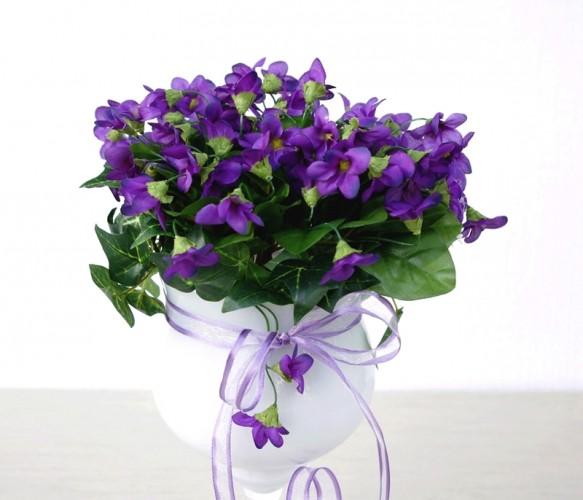 fleurs fausses