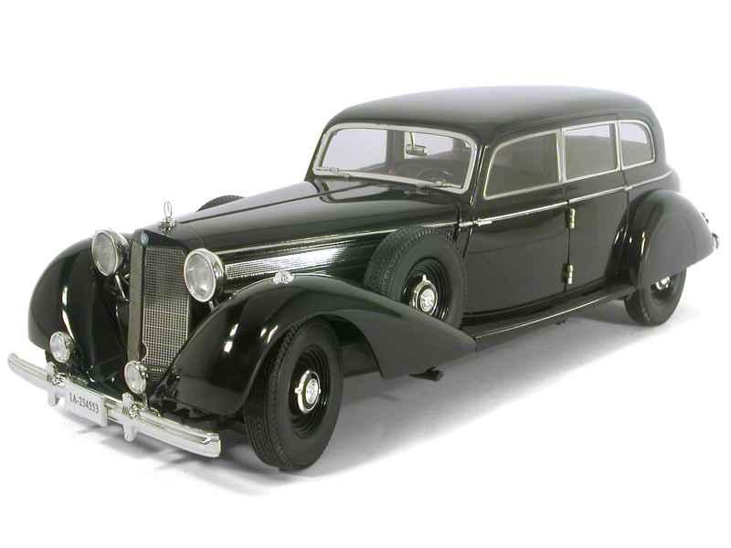 mercedes 770 cabriolet f 1930