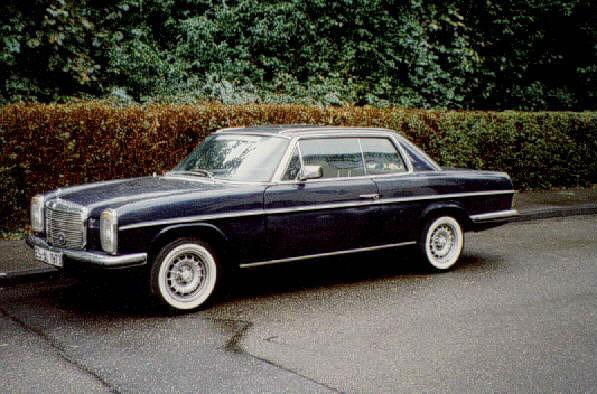 mercedes cabriolet 1970