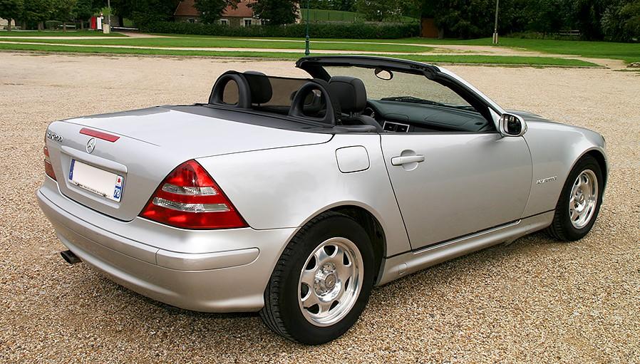 mercedes cabriolet 6