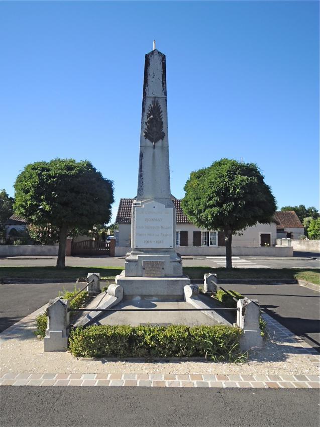 monument au mort de france