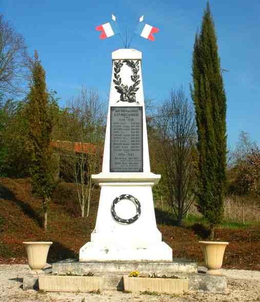 monument de france liste