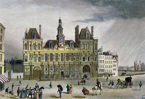 musee paris hotel de ville