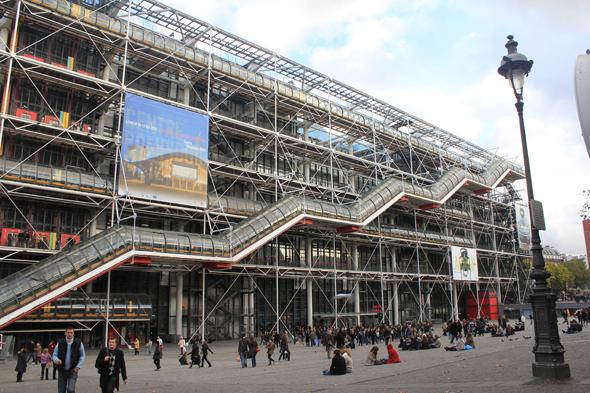 musée paris centre pompidou
