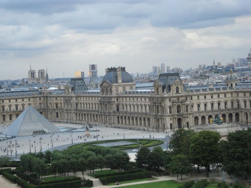 musée paris du louvre