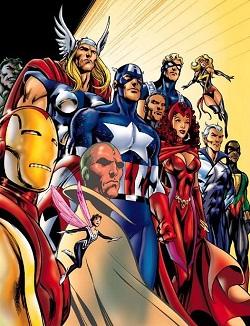film marvel avengers