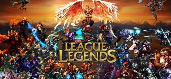 league of legends le jeu