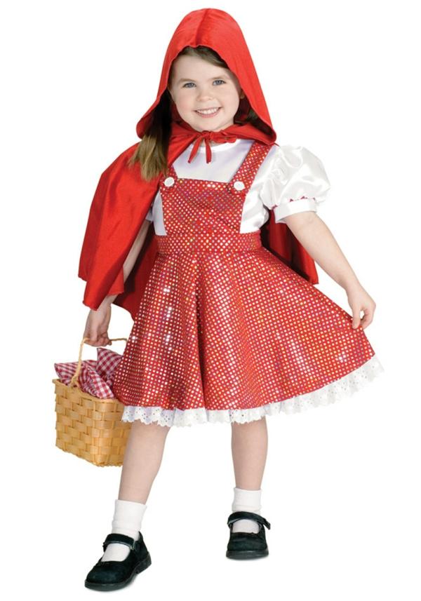 costume chaperon rouge