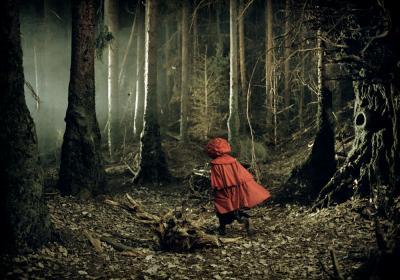 costume petit chaperon rouge