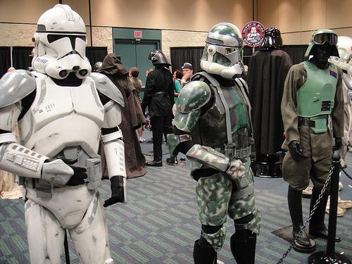 costume stormtrooper