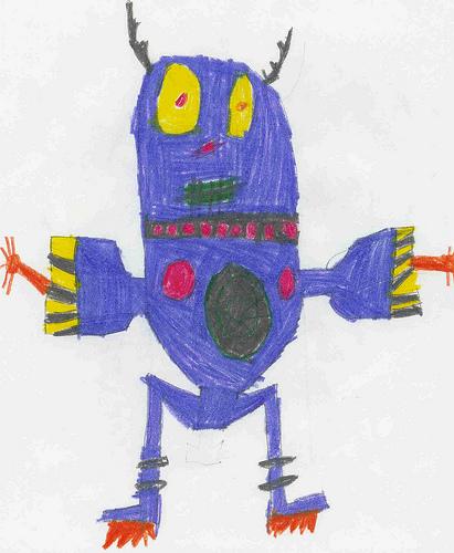 robot qui fait tout