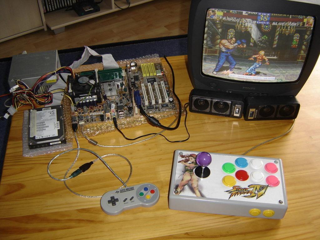 borne arcade retrogaming