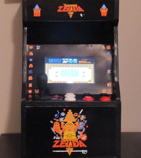 mini borne d arcade