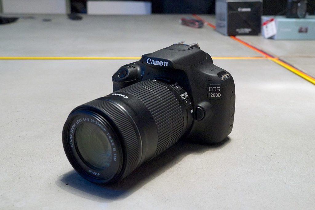 camera canon prix
