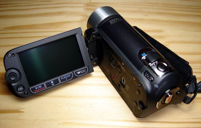 caméra vidéo canon