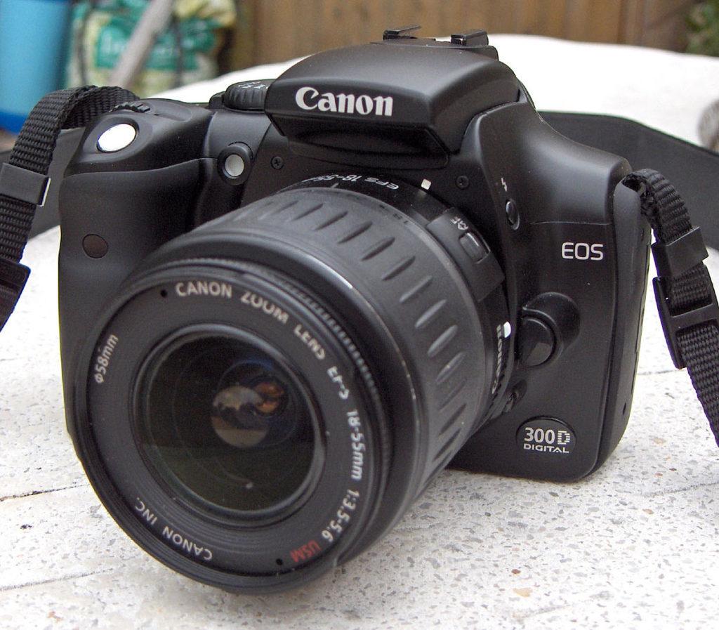 canon reflex 5d