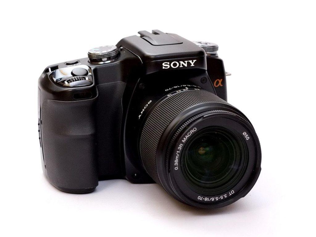 appareil photo capteur aps c